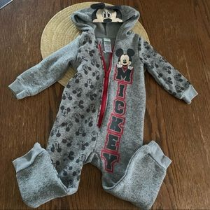 Disney Baby Boys 12-18M Lounge Wear Comfy Onesie